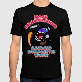 Mass Incarceration! T-shirt