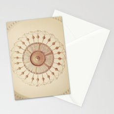French Chandelier Stationery Cards