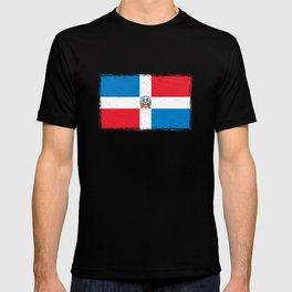Dominican Republic Dominicano Flag Republica Dominicana T-shirt