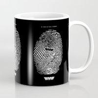 prometheus Mugs featuring Prometheus. by IIIIHiveIIII