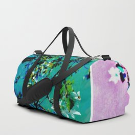 Triptych: Spring Synthesis Duffle Bag