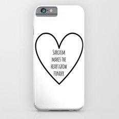 Sarcasm iPhone 6s Slim Case