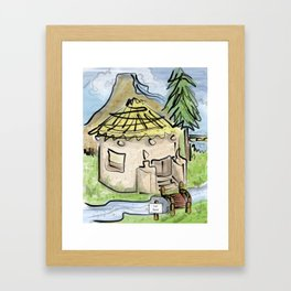 Home Away from Home Framed Art Print