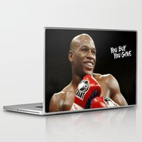 floyd Laptop & iPad Skins featuring Floyd #1 by YBYG