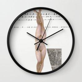 Queen of Birds Wall Clock