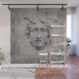 ANCIENT / Head of Medusa Wall Mural