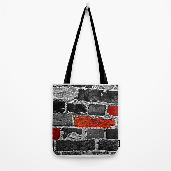 OTHER BRICKS IN THE WALL Tote Bag
