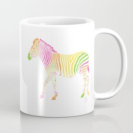 Zebra 6B Coffee Mug