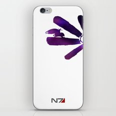 Mass Effect 1 (w/quote) iPhone Skin