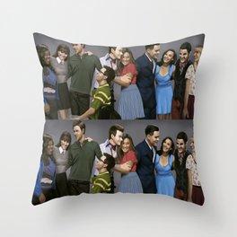 Glee Throw Pillow