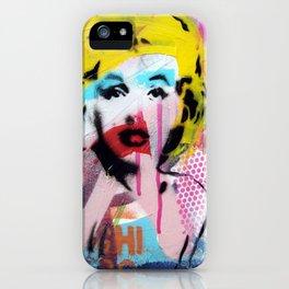 Warhola iPhone Case
