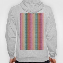 KILIM NO. 3 IN WARM MULTI Hoody