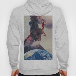 Indifference Digital Collage Hoody