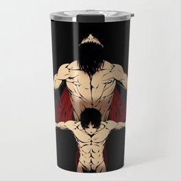 Eren Jaeger - Attack on Titan Travel Mug