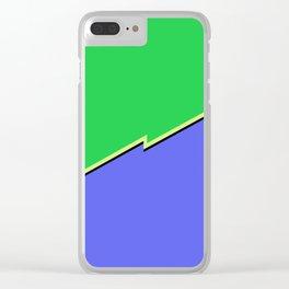 Sintesi 24 Clear iPhone Case