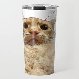 Cat Selfie Travel Mug