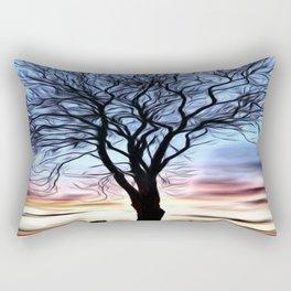 The Lovely Tree Rectangular Pillow