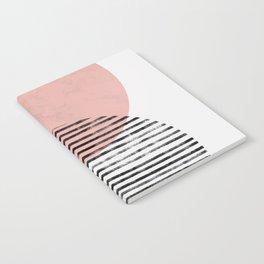 Mid Century art duo Notebook