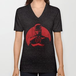 Hell's Kitchen Unisex V-Neck