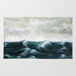 Storm Sea Rug