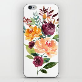 A Bouquet So Sweet iPhone Skin