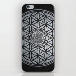 Sacred Unity - Sacred Geometry iPhone Skin