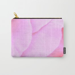 Pink Rose Petals | Nadia Bonello Carry-All Pouch