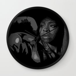 Rachel Brooks Wall Clock