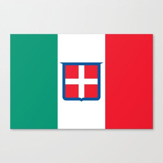 Kingdom of Italy  Canvas Print
