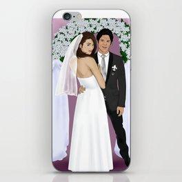 Dream Wedding iPhone Skin