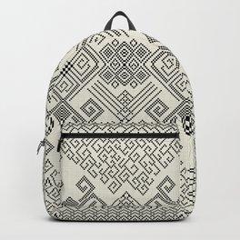 ethnic baltic Backpack