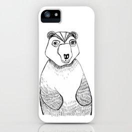 Boris the Bear  iPhone Case