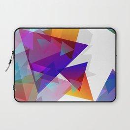 Kaleidoscopic Fragments Laptop Sleeve