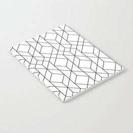 Art Deco Geometry 5 Notebook