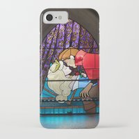 sleeping beauty iPhone & iPod Cases featuring Sleeping Beauty  by MargaHG