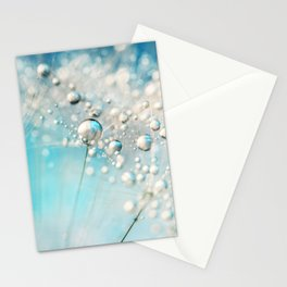 Sparkle in Blue Stationery Cards