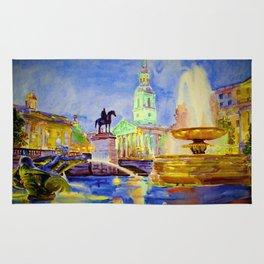 Trafalgar Square Rug