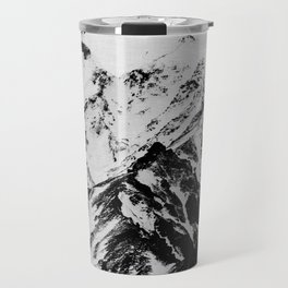 Minimalist Mountains Travel Mug