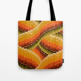 Interwoven Makes Us One Tote Bag