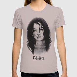 Christa X T-shirt