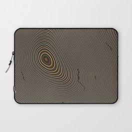 Tree Rings 1 Laptop Sleeve