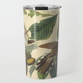AUDUBON Yellow-billed Cuckoo Travel Mug