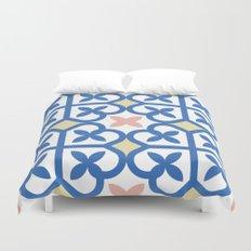 Floor Tile 3 Duvet Cover