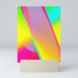 Rainbow series I Mini Art Print