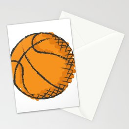 Basketball Best Basketball Player & Fan Gift Stationery Cards