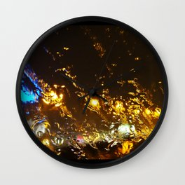 Rainy DayZ 36 Wall Clock