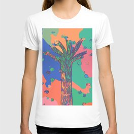 Colorful First Sprint Blossoms T-shirt