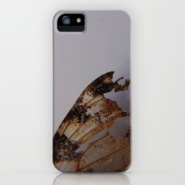 The Beat of a Butterfly's Wing iPhone Case
