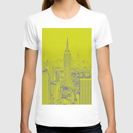 Empire State - Green T-shirt