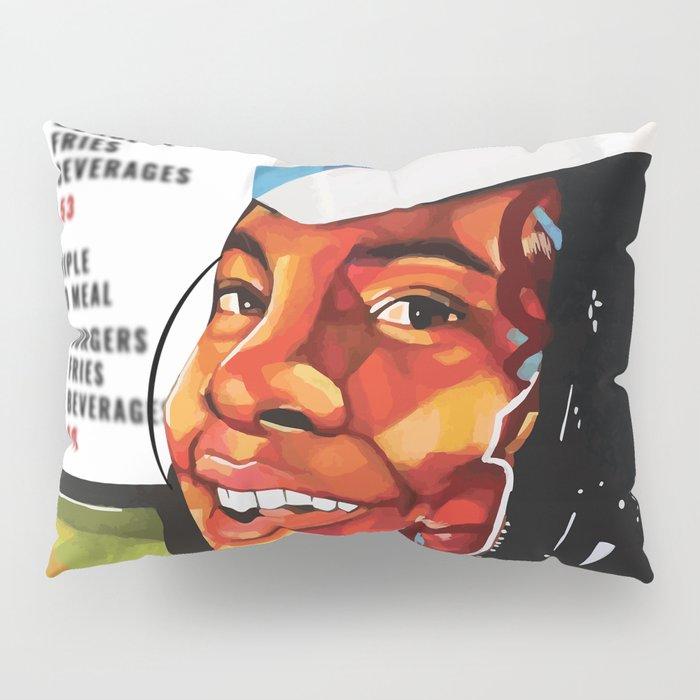 Good Burger Pillow Sham